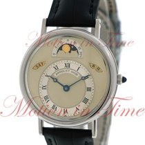 Breguet Classique Day/Date & Moonphase, Off-White Dial -...