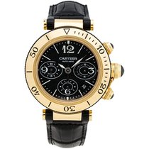 Cartier Pasha Seatimer Chronograph Automatic Men's Watch –...