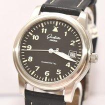 Glashütte Original Senator Navigator Stahl Uhr