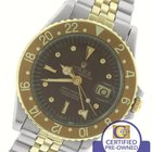 Rolex GMT-Master 1675 Root Beer Nipple Jubilee Two-Tone Watch