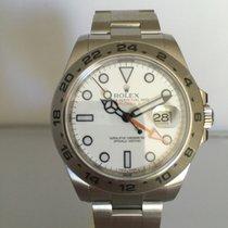 Rolex Explorer  II Ref. 216570+LAGERND+