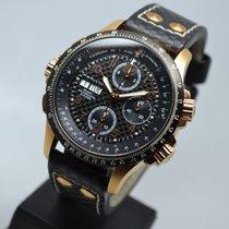 Hamilton Khaki X-Wind Automatic Chronograph Rose Gold Plated...