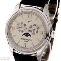Patek Philippe Annual Calendar Ref-5146G-001 18k White Gold...