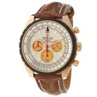 Breitling Navitimer Chrono-matic 18K Rose Gold Automatic...
