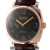 Panerai Radiomir Collection Radiomir 1940 3 Days 18k Rose Gold...