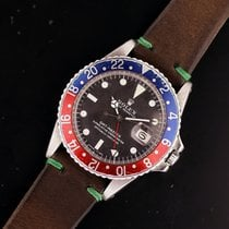 Ρολεξ (Rolex) GMT MAT REF 1675 MK1 TROPICAL