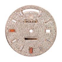Rolex Day-Date 41mm Diamonds Set Custom Dial