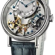 Breguet La Tradition Mechanical in White Gold