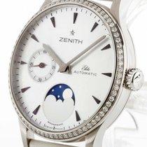 Zenith Lady mit Diamanten Ref. 03.1125.691/02.C490
