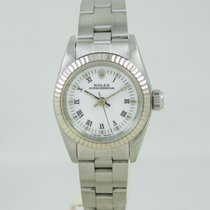 Rolex Oyster Perpetual Lady Steel Full Set