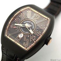 Franck Muller Vanguard Black Titanium and 18k Rose Gold V 45...