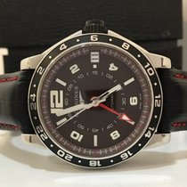 Longines Admiral Gmt Automatic 42mm Brown Dial