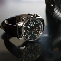 Fortis Flieger Chronograph - 597.11.11 L.10 - NEU/Ungetragen