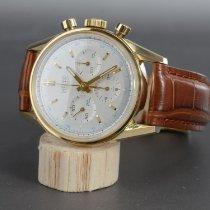 TAG Heuer Carrera 1964 Re-Edition Lemania Handaufzug 18kt Gold