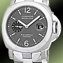 "Panerai Gent's Stainless Steel & Titanium  ""44mm..."