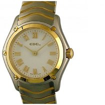 Ebel Classic Lady Mini Stahl Gelbgold Armband Stahl Gelbgold 23mm