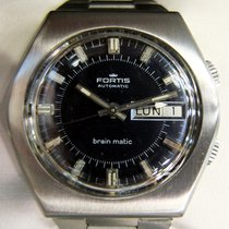 Fortis Alarm day date manual automatic