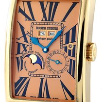Roger Dubuis Much More Perpetual Moonphase 18k Rose Gold Ref....