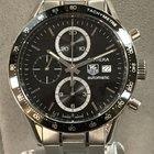 TAG Heuer Carrera Chronograph Juan Manuel Fangio Steel Case/