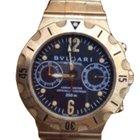 Bulgari Diagono Proffesional GMT 3 Time Zone