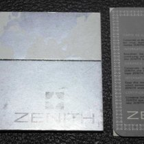 Zenith vintage warranty and booklet for any models newoldstock...