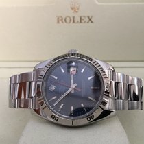 勞力士 (Rolex) Datejust Turnograph Jubilee White Gold Bezel 36mm...