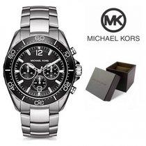 Michael Kors Windward Chronograph Black