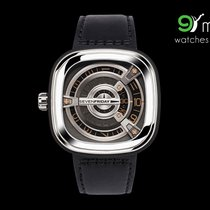 Sevenfriday M1/03 Stainless Steel Case With Sandblasted Deep...
