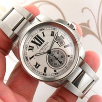 Calibre de Cartier 3389 Ref.W7100015 Stainless Steel Automatic...