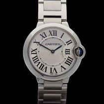 Cartier Ballon Bleu Stainless Steel Ladies W69011Z4 or 3005