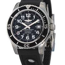 Breitling Superocean II Men's Watch A17365C9/BD67-202S