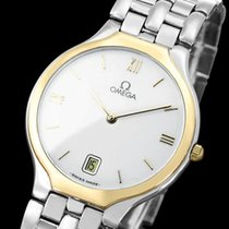 "Omega De Ville ""Symbol"" Mens Quartz Dress Watch -..."
