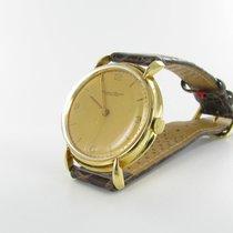 IWC 18k  Round 36mm wristwatch with Fancy Lugs