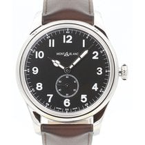 Montblanc 1858 Collection 47 Automatic Black Dial