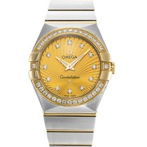 Omega Watch Constellation Small 123.25.27.60.58.001