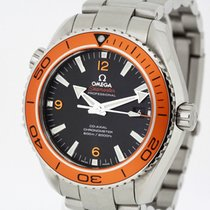 Omega Seamaster Planet Ocean Automatic Chronometer 23232462101...