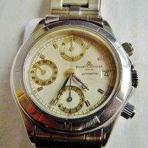 Baume & Mercier riviera cronografo automatico acciaio 100 MT