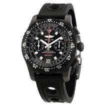 Omega Breitling Skyracer Raven Chronograph Automatic Mens...