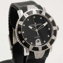 Ulysse Nardin Lady Marine Diver - 40mm steel / diamonds 8103-101