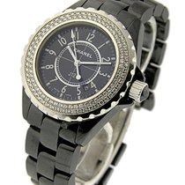 Chanel J12 Black Small Size H0949