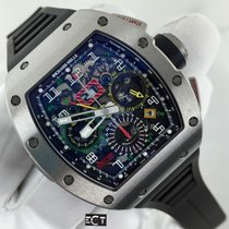 Richard Mille Titanium GMT Flyback Chronograph Dual Time Zone