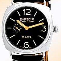 "Panerai Gent's Stainless Steel  ""Radiomir"" 8 Day..."