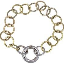 Pomellato Lucciole White, Yellow, and Pink Gold Bracelet...