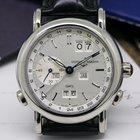 Ulysse Nardin GMT Perpetual Calendar 18K White Gold 38MM