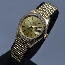 """Ρολεξ (Rolex) Datejust 18K Gold President """"K"""" serial 1..."""