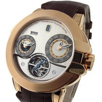 Harry Winston 400/MATTZ45RL.WA Ocean GMT Tourbillion World...