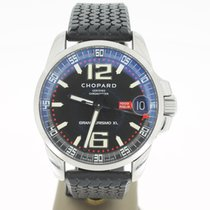 Chopard Mille Miglia XL GT 44mm (B&P2009) Black Dial Steel