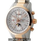 Longines Conquest Chronograph Moonphase 42mm Steel & 18k...