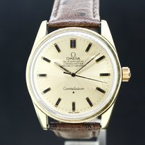 Omega Constellation Chronometer cal. 711 vergoldet anno 1972