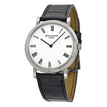 Patek Philippe Calatrava 5120G-001 White Gold Watch